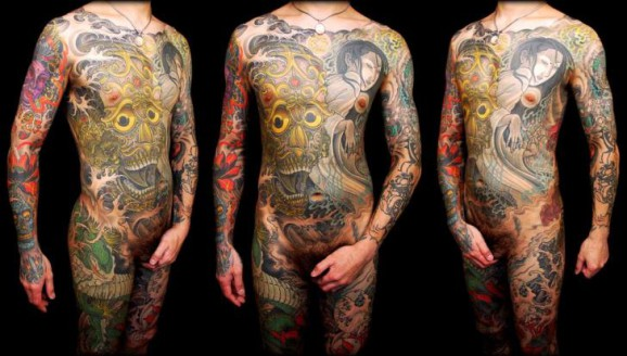 Bodysuits Tattoo Pijkie